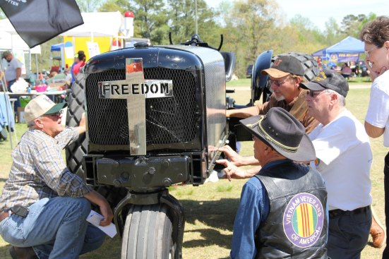 The Freedom Tractor